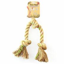 Beco Pets - Jungel kötél kenderből tripla csomóval 25-36 cm