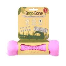 Beco Pets - Jutalomfalattal tölthető méreganyagmentes, rózsaszín csont rágóka