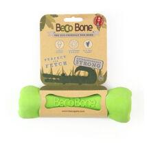 Beco Pets - Jutalomfalattal tölthető méreganyagmentes, zöld csont rágóka