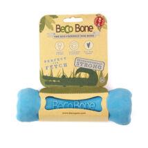 Beco Pets - Jutalomfalattal tölthető méreganyagmentes, kék csont rágóka