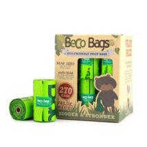 Beco Pets - Lebomló öko kakizacskó, 270 db-os gazdaságos kiszerelés
