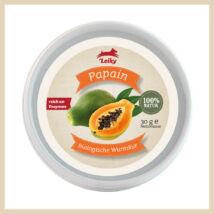 Leiky 100% Papain - a természetes védelem férgek ellen