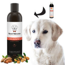 Hund und Herrchen - Drágaságom bio kutyasampon világos szőrre