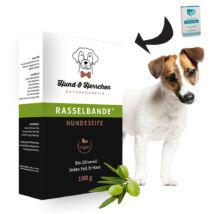 Hund und Herrchen - Vízimádó bio kutyaszappan - vegán, pálmaolaj-mentes