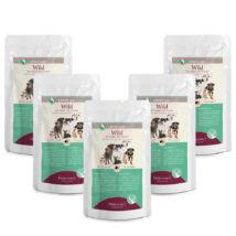 Bio vadhús (kizárólag szarvas és őz) könnyed menü - sütőtök, quinoa 5 x 150 g