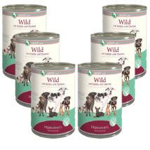 Bio vadhús könnyed menü - sütőtök, quinoa 6 x 400 g