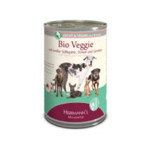 Bio Vegán menü - sárgarépa, tönköly, farkasbab