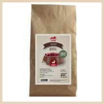 Leiky 100% szárított vadhús 1 kg