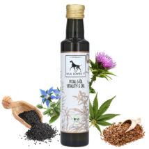 Lila Loves It - Vital 5 bio olajkeverék BARF komplex