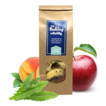 My Bulldog Kutyagyümölcs Gyógynövényekkel - Alma, sárgabarack, gyermekláncfű