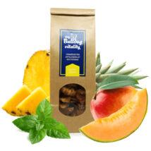 My Bulldog Kutyagyümölcs Gyógynövényekkel - Ananász, mangó, sárgadinnye, borsmenta