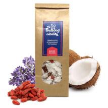 My Bulldog Kutyagyümölcs Gyógynövényekkel - Kókuszchips, goji bogyó, levendula