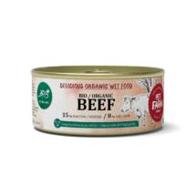Pet Farm Family Bio Marhahús konzerv kutyáknak 100g