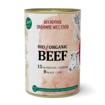 Pet Farm Family Bio Marhahús konzerv kutyáknak 400g