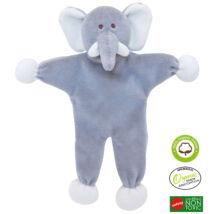 Simply Fido - Méreganyagmentes és környezetbarát, bio pamut állatfigura, elefánt 23 cm