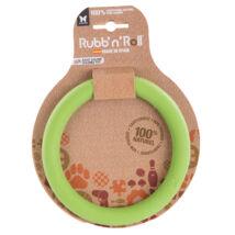 Rubb'n'Roll - Méreganyagmentes és környezetbarát karika, zöld 14,5 cm
