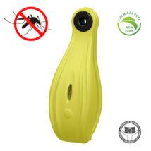 Zero Zzz Clip - Kemikáliamentes szúnyogriasztó biléta kutyáknak  - SÁRGA