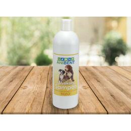 Anibent - 100% természetes sampon kutyáknak, natúr - bentonit gyógyiszappal 1 liter