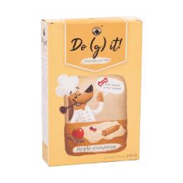 DO(G) IT Csináld magad kutyakeksz alap - almás fahéjas