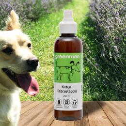 Probiotikumos bőr- és szőrápoló spray kutyáknak 250 ml, Greenman