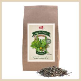 Leiky 100% szárított erdei gyógynövény mix - emésztést segítő BARF köret, 400 g
