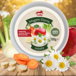 Túlsavasodás, hányinger, hasmenés elleni gyógynövény, zöldség-gyümölcs keverék, 100 g, Leiky