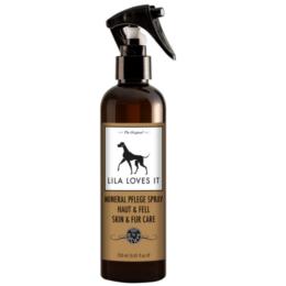 Bio ásványi spray az irritált bőr regenerálásához, Lila Loves It