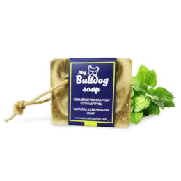 My Bulldog Természetes Kutyaszappan - bio citromfűvel