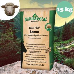 Naturavetal Bárányhús monoprotein száraztáp 15 kg - hidegen sajtolt, allergiás kutyáknak