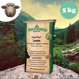 Naturavetal Bárányhús monoprotein száraztáp 5 kg - hidegen sajtolt, allergiás kutyáknak