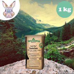 Naturavetal Nyúlhús monoprotein száraztáp 1 kg - hidegen sajtolt, allergiás kutyáknak