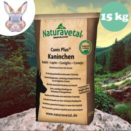 Naturavetal Nyúlhús monoprotein száraztáp 15 kg - hidegen sajtolt, allergiás kutyáknak