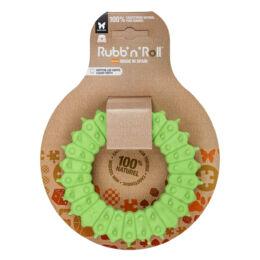Rubb'n'Dental - Méreganyagmentes és környezetbarát fogtisztító karika 12 cm