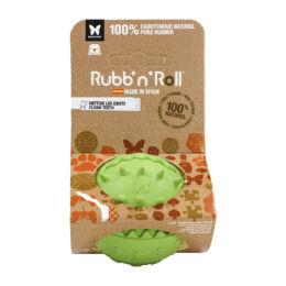 Rubb'n'Dental - Méreganyagmentes és környezetbarát fogtisztító labda 7 cm