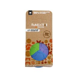 Rubb'n'Color - Méreganyagmentes és környezetbarát labda, különböző színű 5 cm