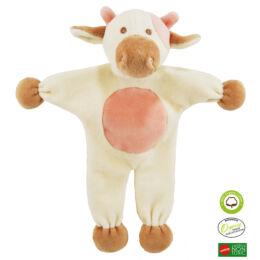 Simply Fido - Méreganyagmentes és környezetbarát, bio pamut állatfigura, boci 23 cm