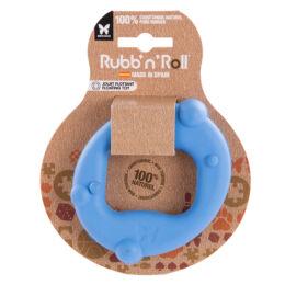Rubb'N'Float - Vízen fennmaradó, méreganyagmentes és környezetbarát gyűrű, kék 10 x 6 cm