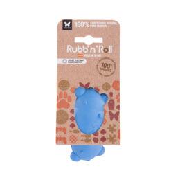 Rubb'N'Float - Vízen fennmaradó, méreganyagmentes és környezetbarát tömb, kék 10 cm