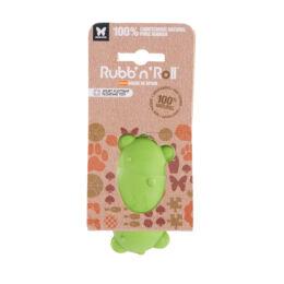 Rubb'N'Float - Vízen fennmaradó, méreganyagmentes és környezetbarát tömb, zöld 10 cm