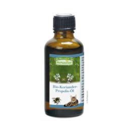 PerNaturam Bio Propolisz és koriander olaj macskáknak, hidegen préselt 50 ml