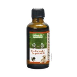 PerNaturam Bio Propolisz és koriander, hidegen préselt  50ml