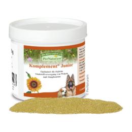 PerNaturam Komplement® Junior kölyök és fiatal kutyáknak 1 éves korig 150 g