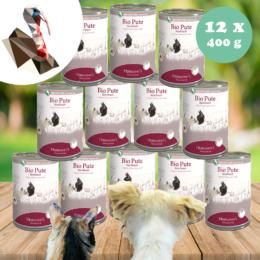 Bio 100% pulykahús kutyáknak macskáknak