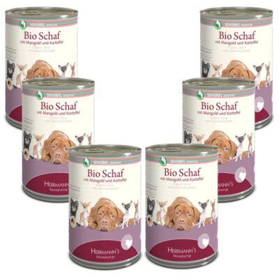 Bio bárányhús menü kutyáknak