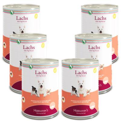 Bio lazac menü kutyáknak