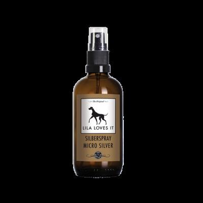 ezüst spray kutyáknak