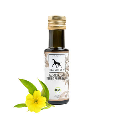 Bio ligetszépe olaj kutyáknak