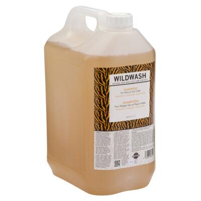 WildWash Pro - 100% természetes kutyasampon száraz, viszketős bőrre 1:32 = 160 liternyi