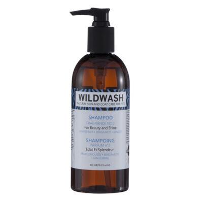 WildWash Pro - 100% természetes kutyasampon egészségesen fénylő bundáért - Gyömbér 1:32 = 9,6 liternyi