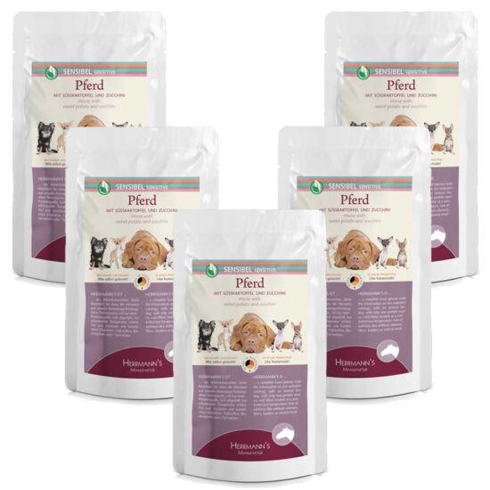 Bio juhhús menü kutyáknak